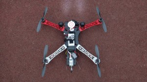 Safe mode drone GPS