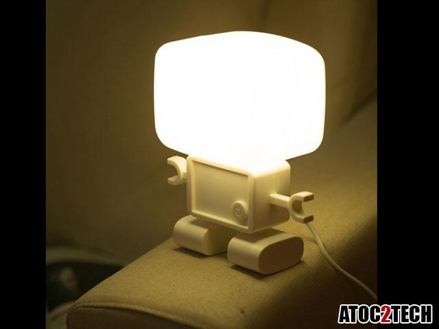 lampe d co qui r agit au son la lumi re id ale pour. Black Bedroom Furniture Sets. Home Design Ideas