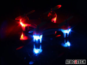 drone lumineux