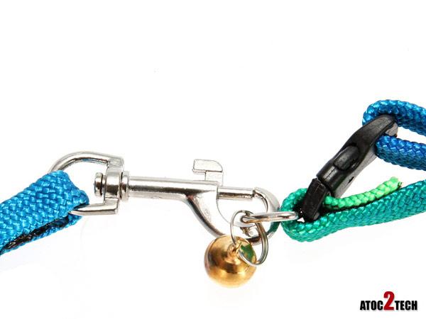 Laisse pour chat ou petit chien pas cher collier offert 10 - Laisse pour chien pas cher ...