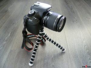 trepied canon reflex