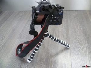 trepied pour appareil photo canon