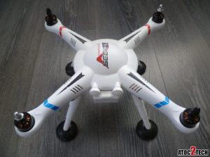 drone quadcoptere v303
