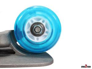 roue en pu pour quad roller