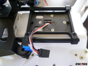 gimbal tarot t2d cable pitch