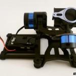 gimbal nacelle tarot t2d v303 drone