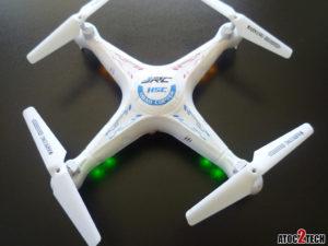 H5C quadricoptère