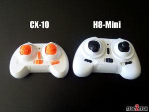 H8 mini radiocommande