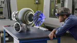 casque realité augmentée microsoft