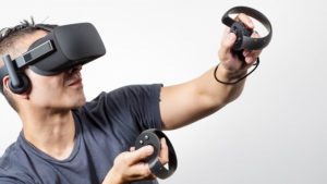 oculus rift casque VR