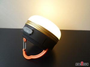 Lampe Led de camping veilleuse