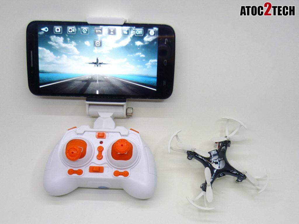 Drone FPV 951W FQ777