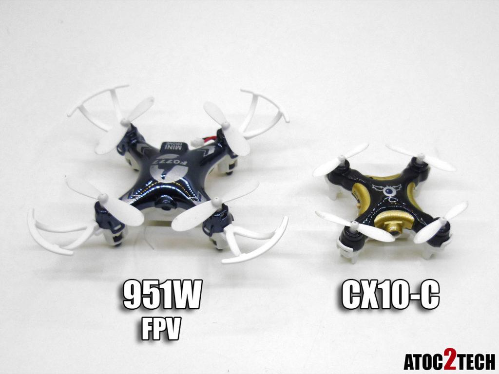 951w vs CX10-C
