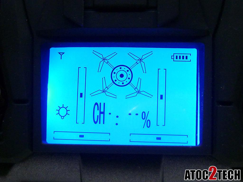 i Drone ecran LCD