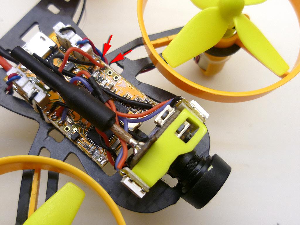drone fatbee buzzer eachine