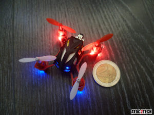 mini drone 4 voies