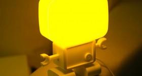 lampe fun sensitive à led