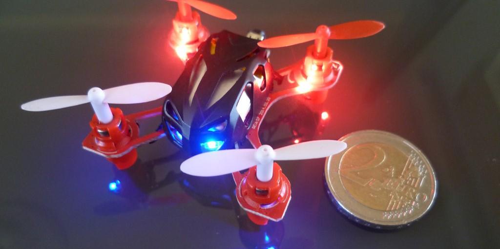 La guerre des nano-drones a commencé