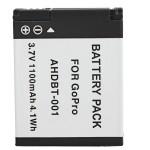 batterie camera ahdbt001