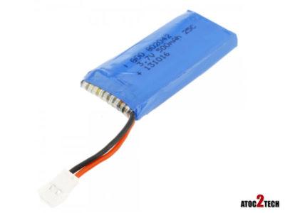 Batterie 3.7V 500mAh hubsan