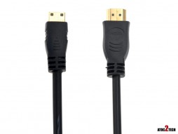 cable hdmi gopro 2 black edition