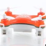 mini drone orange