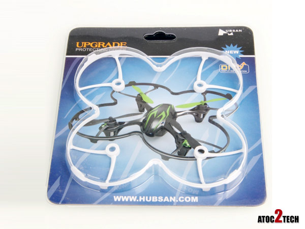 Hubsan protection H107C officielle