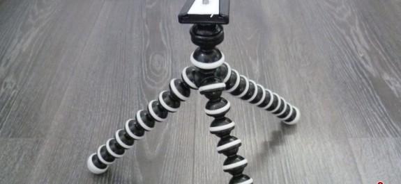 support appareil photo reflex pour macro