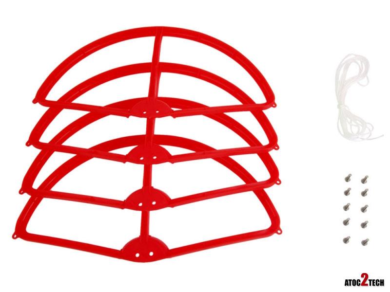 kit de protection d'hélices pour Phantom, v303 et cx20