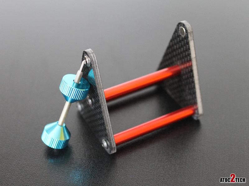 equilibreur magnetique pour helices de drones