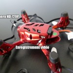 drone hubsan x4 avec camera hd 720p