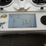 Radiocommande du v303