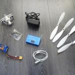 pack drone v303