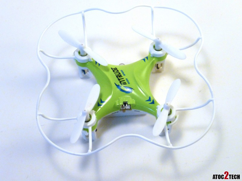 protection d'hélices mini drone