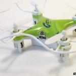drone prise de charge