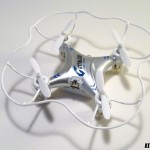 Mini drone lumineux H7