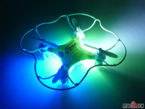 H7 drone lumineux