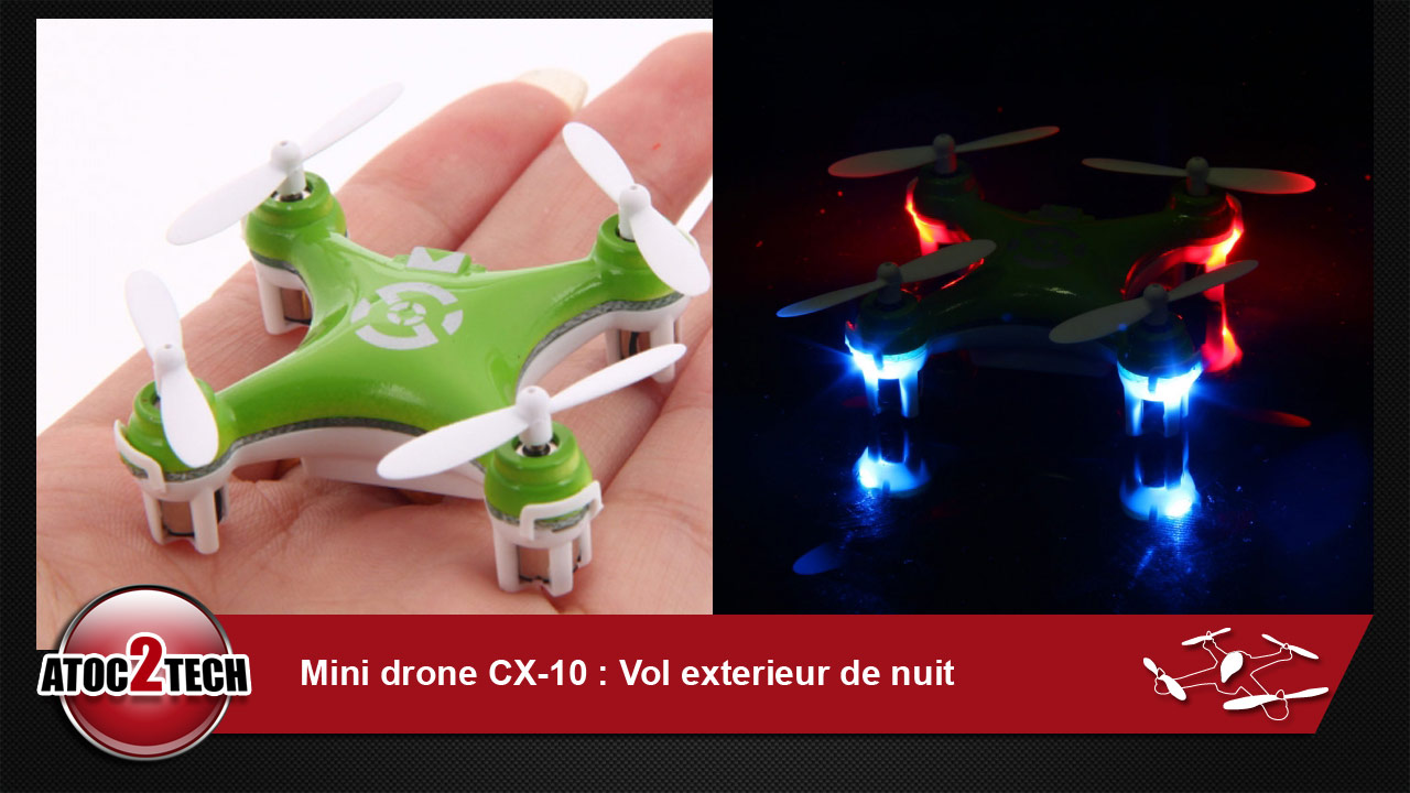 drone pour iphone