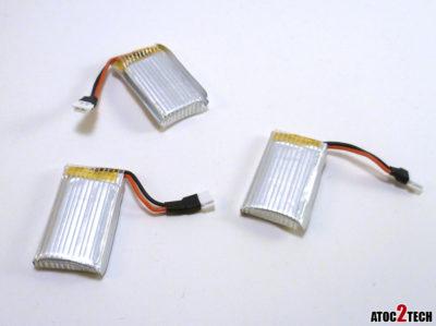 Battier Hubsan X4 3,7v 250Mah