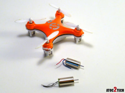 nano drone cx-10 moteur