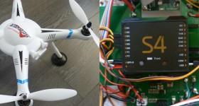 Firmware pour drone V303