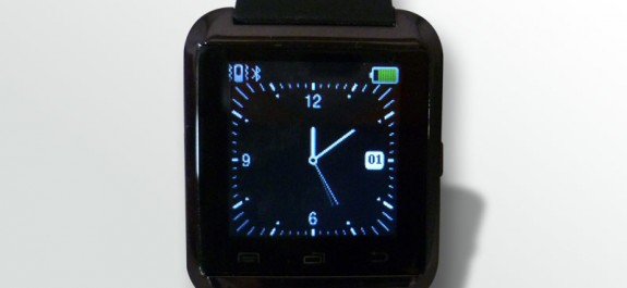 montre u8 bluetooth test