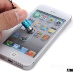 stylet tactile pour iphone