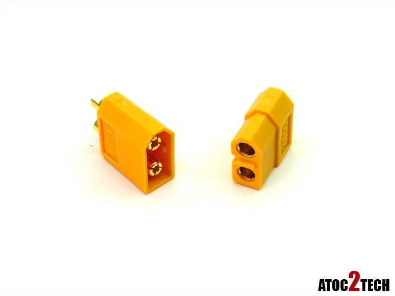 connecteur XT60 male femelle
