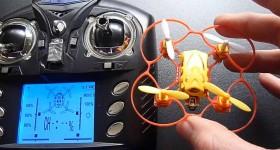 Wltoys V272 calibration gyroscope