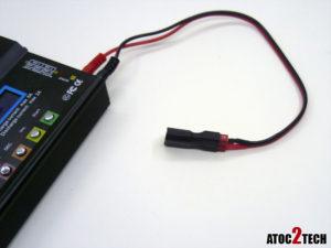 adaptateur XT60 Prise T