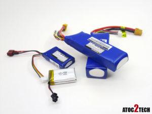 Batterie et accessoires