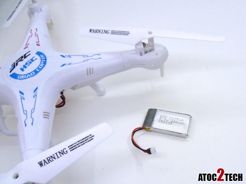 batterie Lipo pour H5C X5C