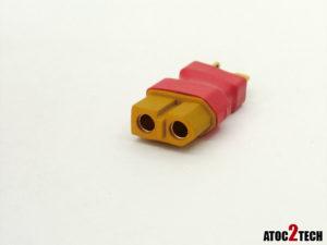 connecteur xt60 vers prise T