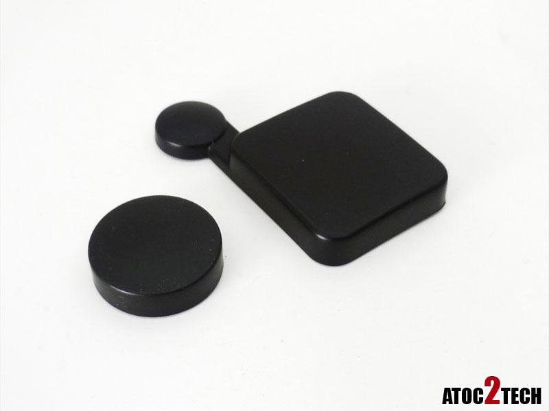 Cache GoPro hero objectif et caisson etanche